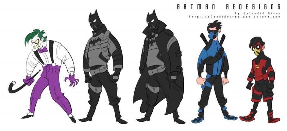 BatmanRedesign