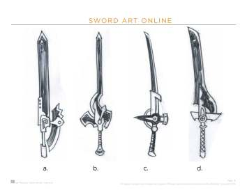 Sword Explorations