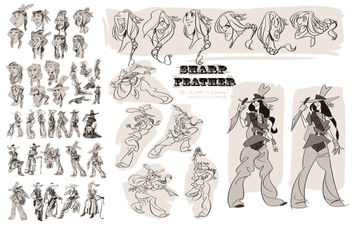 HAHUYHOANG_Cowgirl_Characterdesign_72dpi