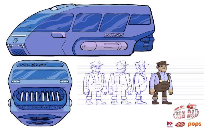 Copyrights by DeeDee Animation Studio