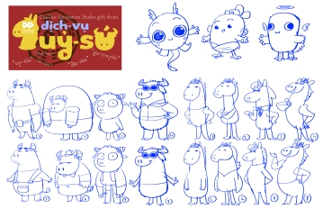 Copyrights by DeeDee Animation Studio